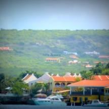 Villa vanaf zee